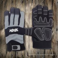 PVC-Handschuh-Verstärkung Handschuh für Palm-Handschuh-Handschuh für Industrie-Handschuh Handschuh für Arbeitshandschuhe