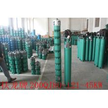 200QJ80-121 type submersible pump