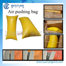 Hot Sale Air Pushing Bags for Separating The Marble and Granite