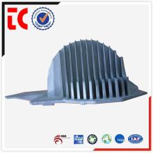 Alta calidad personalizar proyector de magnesio disipador de calor de fundición