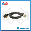 Cable de alimentación UL CUL 10AWG SRDT NEMA 14-30P a NEMA 14-30R