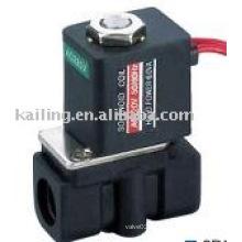 Пластиковые электромагнитные клапаны 2P