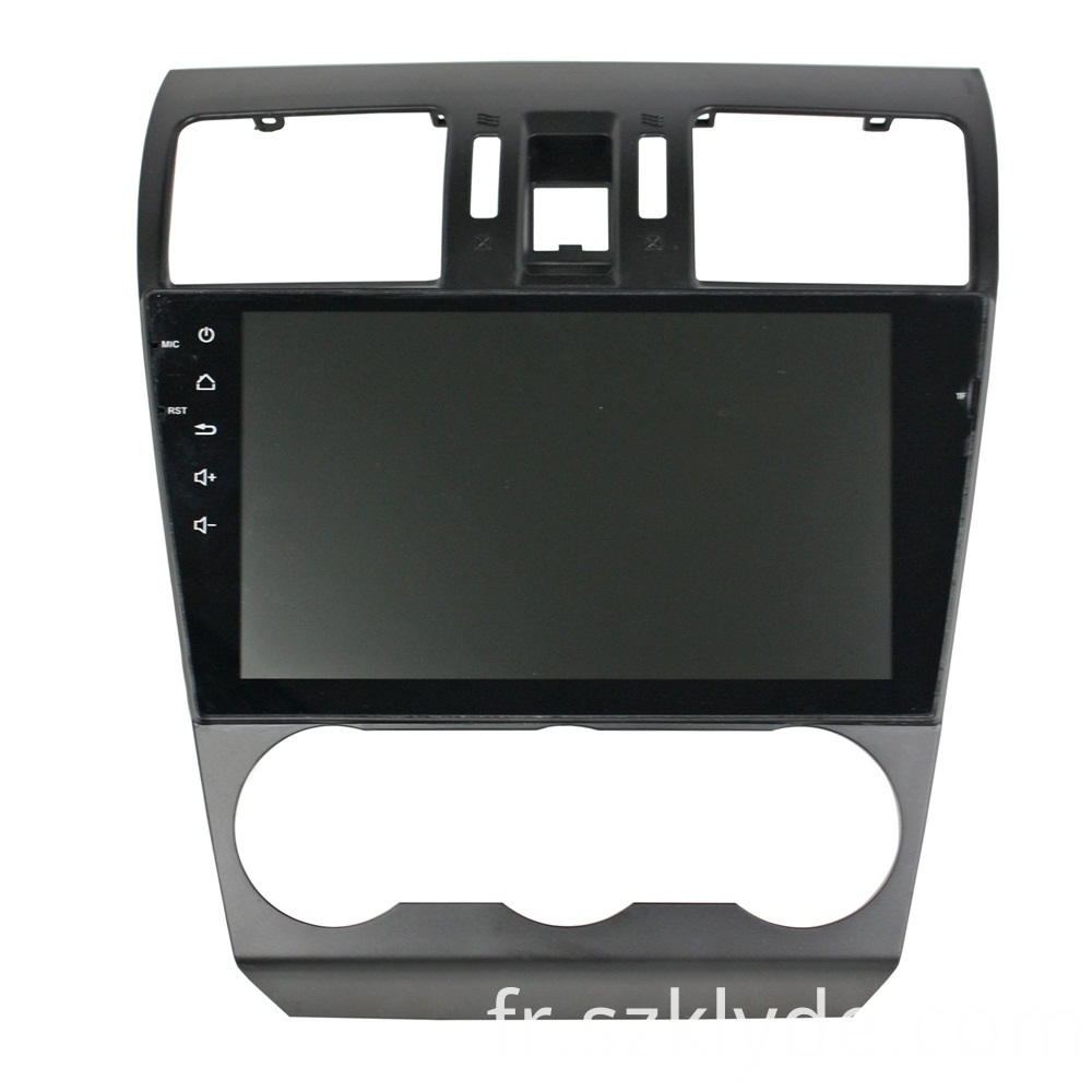 Android Car DVD for Subaru Forester 2017