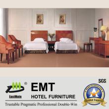 Habitación de hotel de madera de Niza y de alta calidad (EMT-B0903)