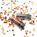 Confetti Shooter Party Popper con confeti de papel de colores