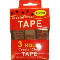 JML 3PK Custom Printed Bopp Packing Tape Logo Printed Tapes