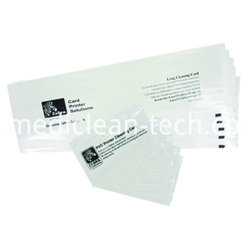 Zebra 105912-913 Cleaning Kit - Cleaning Cards & T Cards
