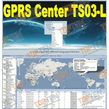 Система управления автопарком GPS / GPRS (рекомендуется!) Ts03-J