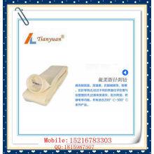 Bolsa de filtro de polvo de fieltro con aguja de FMS no tejida resistente al calor