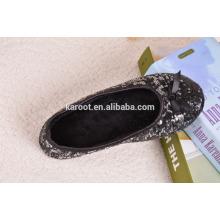 new design warm plush shoes winter slipper