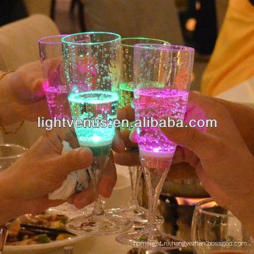 Китай изготовление жидких активных светодиодная подсветка стекла