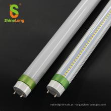 A luz conduzida t8 do tubo de 4ft 2835smd conduziu o alojamento da lâmpada com 7 anos de garantia