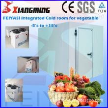 Vegetable Commercial Cold Room for Restaurant, Farm, Hotel