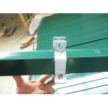 Iso9001 Factory High Quality Square Galvanized Fence Posts