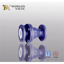 PFA Coated Check Valve (WDS)