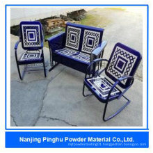 Purple Cheap Powder Coating Paint