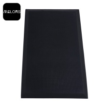 Melors anti-fatigue mat comfortable Fiteness Rubber Flooring