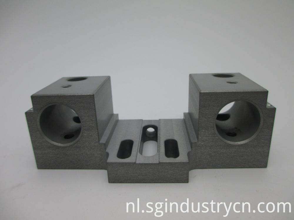 Milling Jig Fixture Assembly