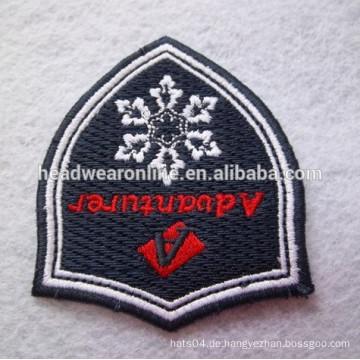 Custom Stickerei Patch / Stickerei Eisen auf Patches / Patches Stickerei