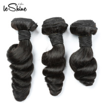 Leshine Hair Virgin Hair Brazilian Extension Russian Hair Extension
