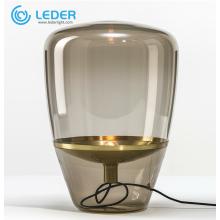 LEDER Small Lamp Side Table Light