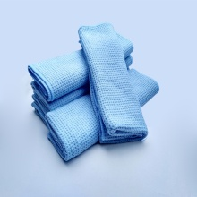 Wholesale Cheap Waffle Weave Car Wash Cloths