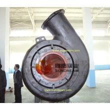 Elektrischer Motorantrieb Heavy Duty Dredge Pumpe für Sand und Kies Pumpe