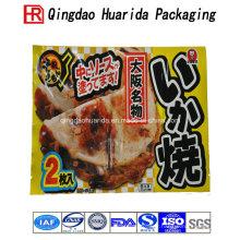 Emballage en plastique de sacs de nourriture de sac d'emballage de poulet d'usine directe