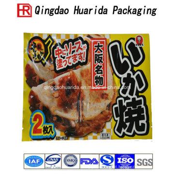 Empacotamento plástico direto dos sacos do alimento do saco da embalagem da galinha da fábrica