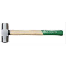 OEM factory offerring sledge hammer with wood handle