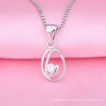Zhefan имитация ювелирных изделий дизайн серебро подвески подвески для подростка
