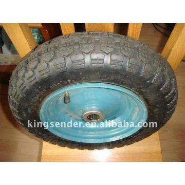 PR 1306 rubber wheel
