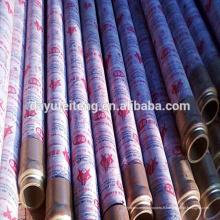 pièces de pompe à béton-tuyau de tissu ou tuyau de tresse de fil