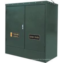 Bajo voltaje Panel exterior de CA Panel de distribución Tablero de distribución