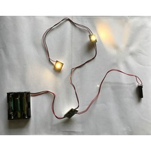 LEDs de cintilação de vela, módulo de LED para pos, display pop, chicote de fios de Led, display de luz intermitente