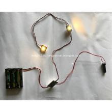 Индикаторы мерцания свечей, светодиодный модуль для pos, дисплей поп, жгут проводов, дисплей мигающий свет