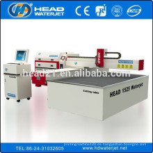 Alta calidad y precio más bajo Art Piece máquina de corte de chorro de agua