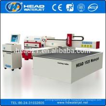 China inlay inlay waterjet máquina de corte bom preço