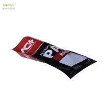 Flexible 3-seitige Nylontasche aus Kunststoff für das erste AID-Paket mit individuellem Aufdruck