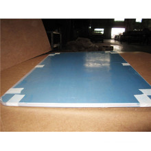 Rounded Rectangle Aluminum Honeycomb Panel