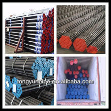 seamless stel pipe & carbon steel pipe price list