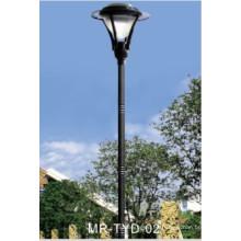 Buen proveedor Beautiful LED Garden Lamp 12W 4m