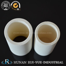 Tubos cerâmicos da alumina 99,7% Al203