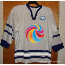 Jersey de hockey sobre hielo buena imagen al por mayor