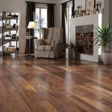 Antirisca projetou o revestimento de madeira de nogueira americano