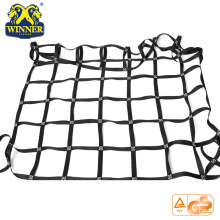 Heavy Duty Safety Polyester Car Container Webbing Podnoszenie Cargo Net