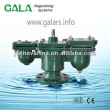 flanged marine valve