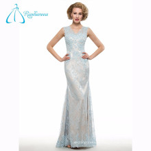 Lace Appliques Sequined Beading Sexy Mother Of The Bride Dress