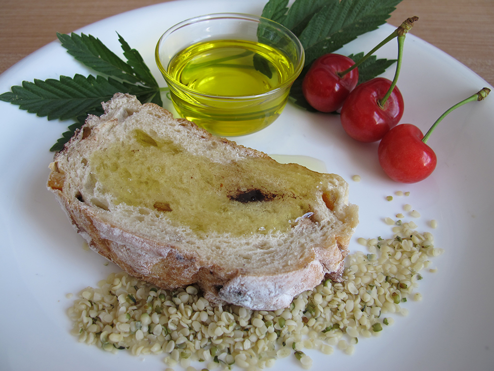 Cold Pressed Hemp Oil for Pain