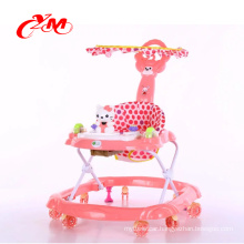 goods durable PP & ABS baby walker china/New model baby walker 4 in 1/inflatable baby walker manufacturer price for sale